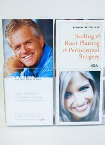 periodontal pamphlet