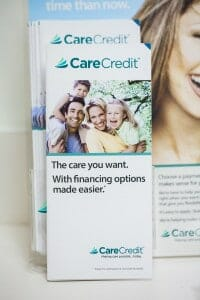 CareCredit Pamphlet
