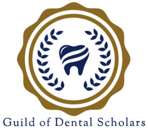Guild of Dental Scholars logo