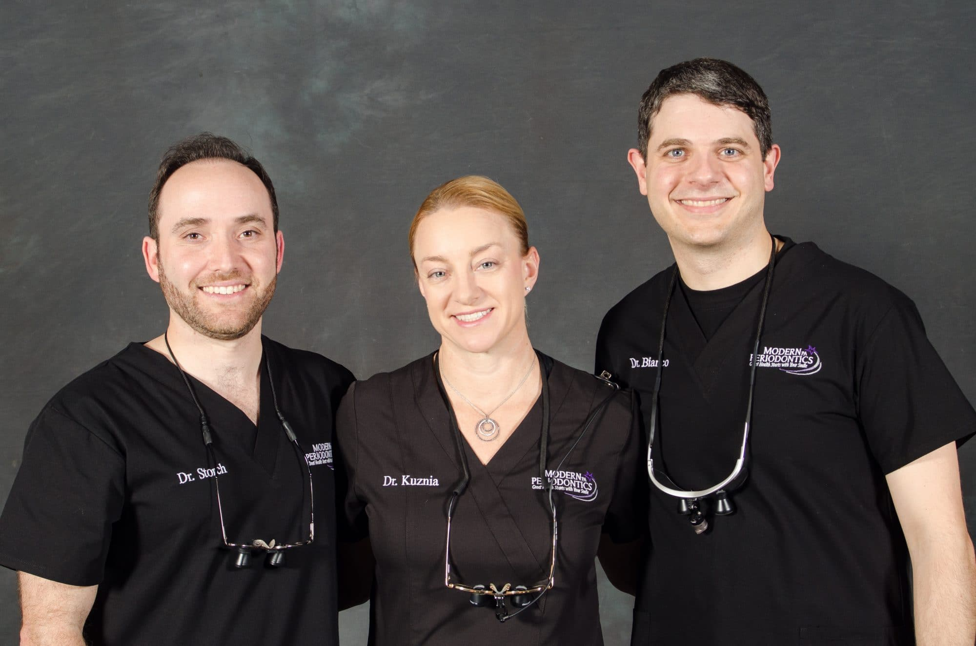 3 dentists