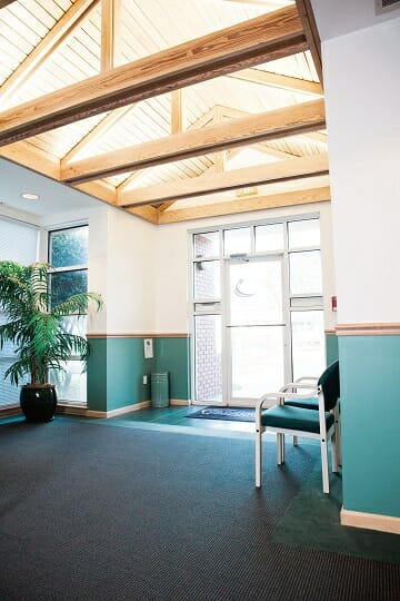 modern periodontics interior